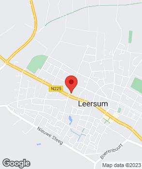 Locatie V.O.F. Autobedrijf Melissen op kaart