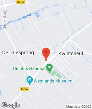 Locatie Wittebrug op kaart