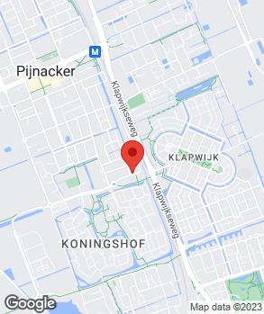 Locatie Autobedrijf Koos Notenboom op kaart