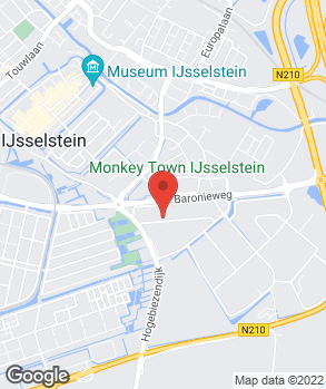 Locatie Bouker & Doehetzelf Autoschadeherstelbedrijf op kaart