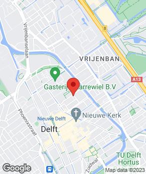 Locatie Autobi op kaart