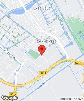 Locatie FR Cars op kaart