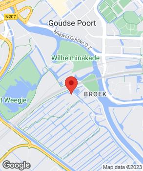 Locatie Autobedrijf M. van Eijk op kaart