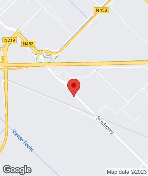 Locatie Weerheim Carsupport B.V. op kaart