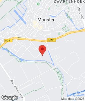 Locatie ADE Autobedrijf op kaart