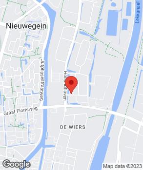Locatie ABS van Putten Nieuwegein op kaart