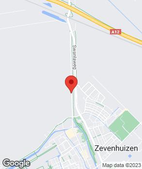 Locatie J. Eindhoven op kaart