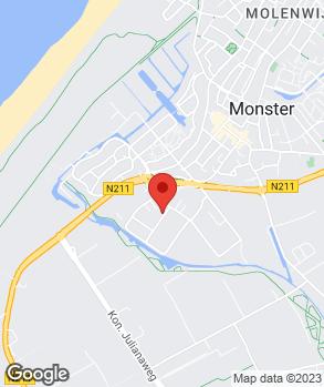 Locatie FLINK Automotive op kaart