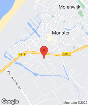 Locatie Van der Lans Auto's B.V. op kaart