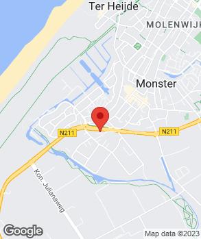 Locatie Auto Oostdijk B.V. op kaart