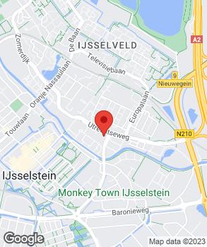 Locatie Autobedrijf Hans Jongerius B.V. op kaart