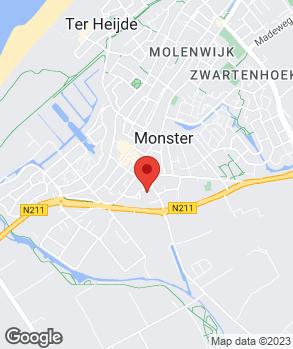 Locatie Autobedrijf van den Burg B.V. op kaart