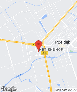 Locatie Garage Bijlsma op kaart