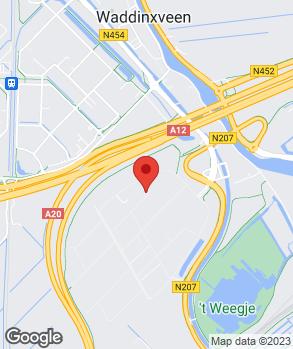 Locatie Autobedrijf B.e.R. op kaart