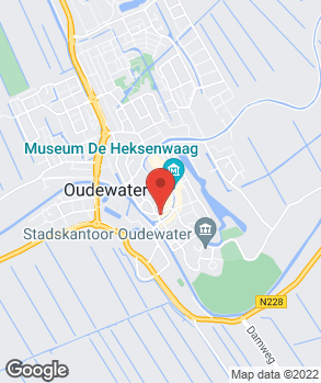 Locatie Autobedrijf H. Ahles op kaart