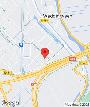 Locatie Van Leeuwen Autocenter op kaart