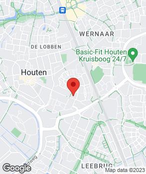 Locatie Autobedrijf Henk Ossendrijver op kaart