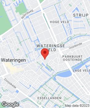 Locatie Auto Ruiter V.O.F. op kaart