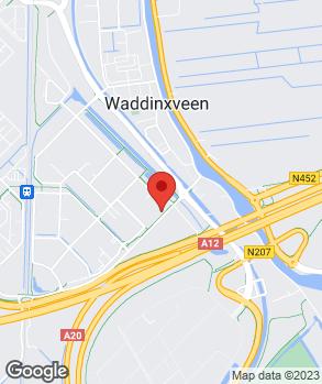 Locatie Autobedrijf Boonstoppel B.V. op kaart