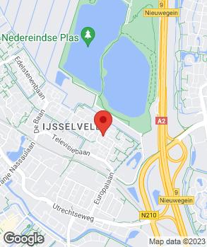 Locatie BNS Autoschadeservice op kaart