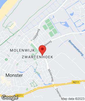 Locatie Autobedrijf Suzuki Kees Balvert Monster op kaart