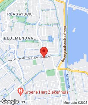 Locatie Automobielbedrijf Stolk b.v. op kaart