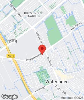 Locatie Profile Car & Tyreservice Westland | Autoschadebedrijf Westland op kaart