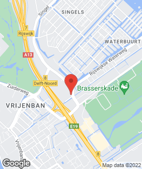 Locatie Unicar Service op kaart