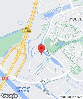 Locatie Autobedrijf Jan van Werkhoven B.V. op kaart