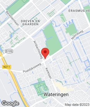 Locatie Garage Van Ooijen op kaart