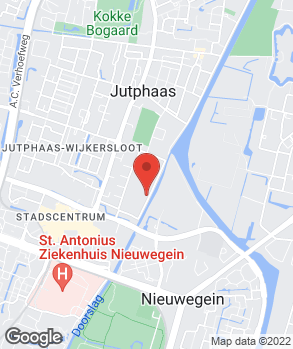 Locatie Automobielbedrijf Nieuwegein V.O.F. op kaart