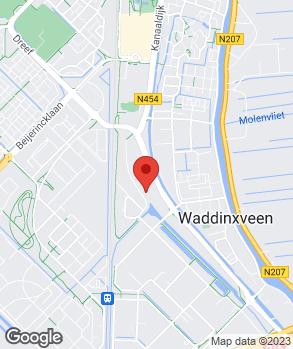 Locatie Auto Service Boeser op kaart