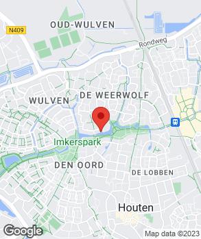 Locatie Autoschade Regio Utrecht op kaart