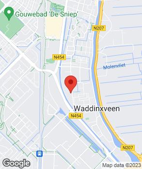 Locatie Autosport Kees Tijsterman op kaart