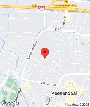 Locatie J. van Neerbos op kaart