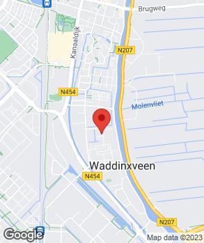 Locatie Autobedrijf Hofman V.O.F. op kaart