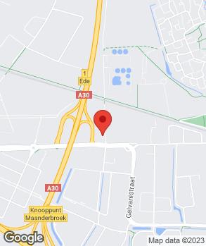 Locatie Autobedrijf G. Braber B.V. op kaart