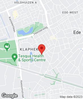 Locatie Autobedrijf Janssen B.V. op kaart
