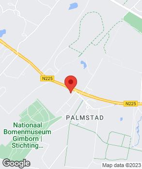Locatie ZAM Doorn op kaart