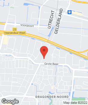 Locatie Autobedrijf Henk Veldjesgraaf op kaart