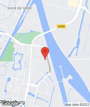 Locatie T. de Bie Autohandel op kaart