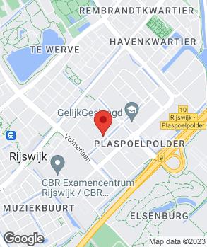 Locatie Henze Autobanden B.V. op kaart