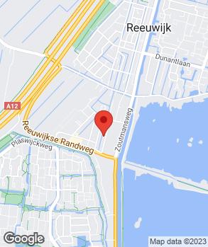 Locatie Ruton Autoservice op kaart