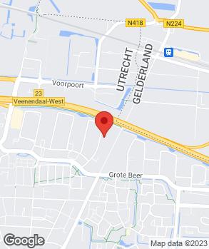 Locatie Waaijenberg Mobiliteit B.V. op kaart