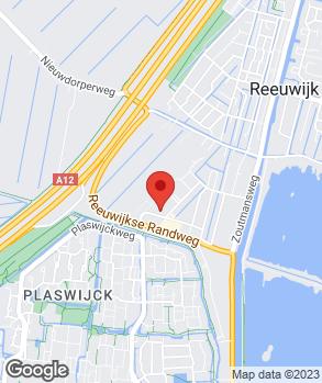 Locatie Autobedrijf Van Roon Reeuwijk B.V. op kaart
