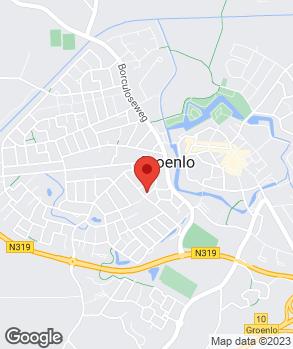 Locatie Autobedrijf Kamperman B.V. op kaart