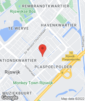 Locatie DSA Autobedrijf op kaart