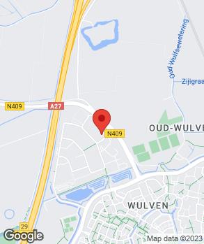 Locatie Nefkens Houten op kaart