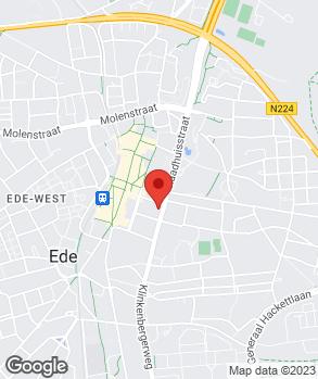 Locatie Autobedrijf Jan Wolven op kaart