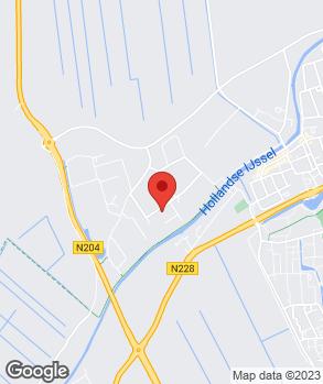 Locatie Vakgarage Montfoort op kaart